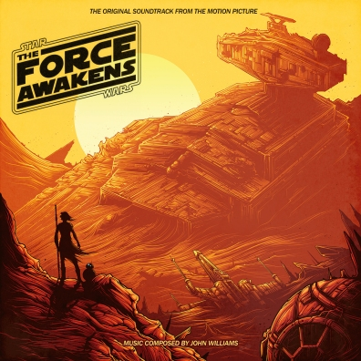 #2: Star Wars: The Force Awakens (Custom)
