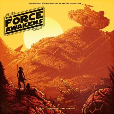 #2: Star Wars: The Force Awakens (Custom)