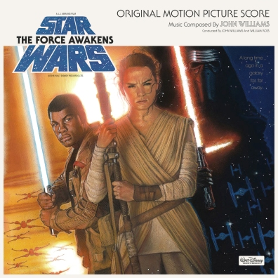 #11: Star Wars: The Force Awakens (Custom)