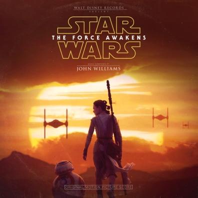 #8: Star Wars: The Force Awakens (Custom)