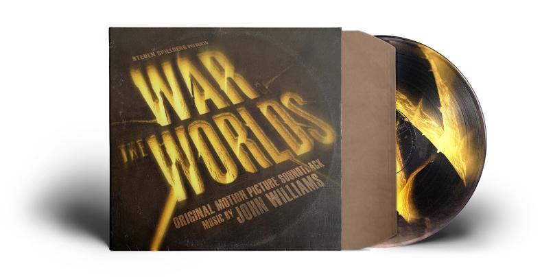 War of the Worlds (Vinyl Concept)