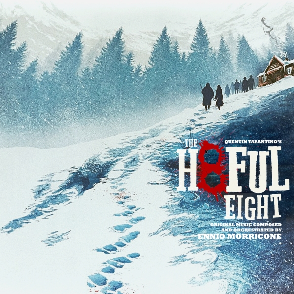 #2: The Hateful Eight (Custom)