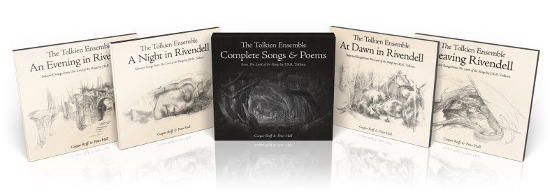 Complete Songs & Poems (Mockup)