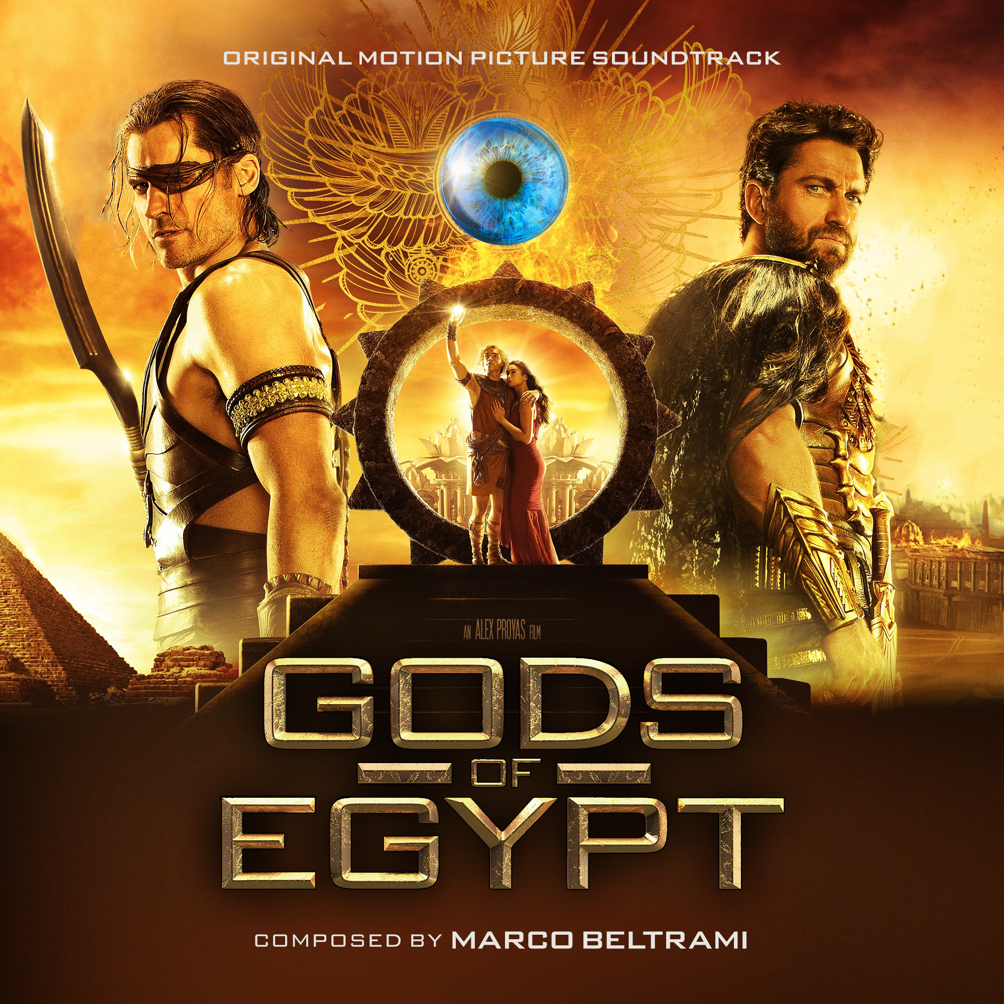 Gods Of Egypt Hqcovers