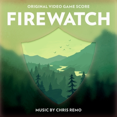 Firewatch (Early Morning Green Second Try)