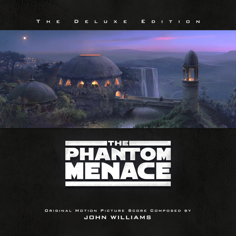 #1: Star Wars: Episode I - The Phantom Menace (Custom)