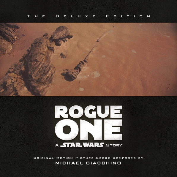 #10: Rogue One: A Star Wars Story (Custom)