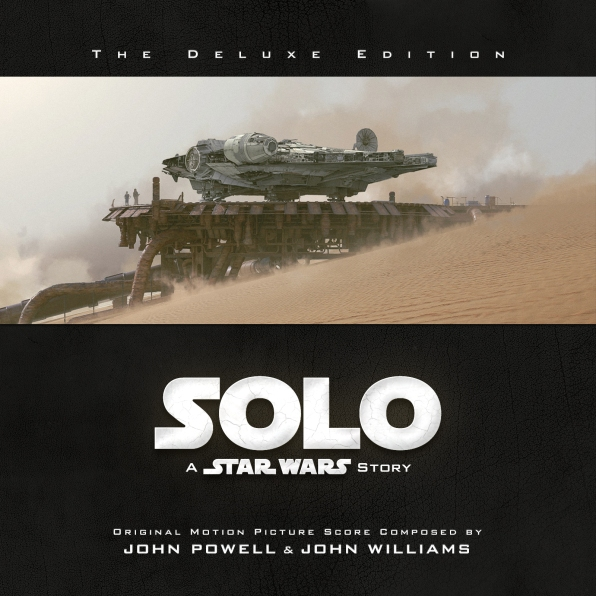 #11: Solo: A Star Wars Story (Custom)