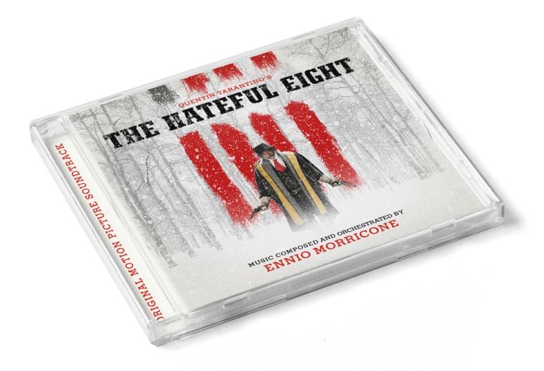 The Hateful Eight (Jewel Case Mockup)
