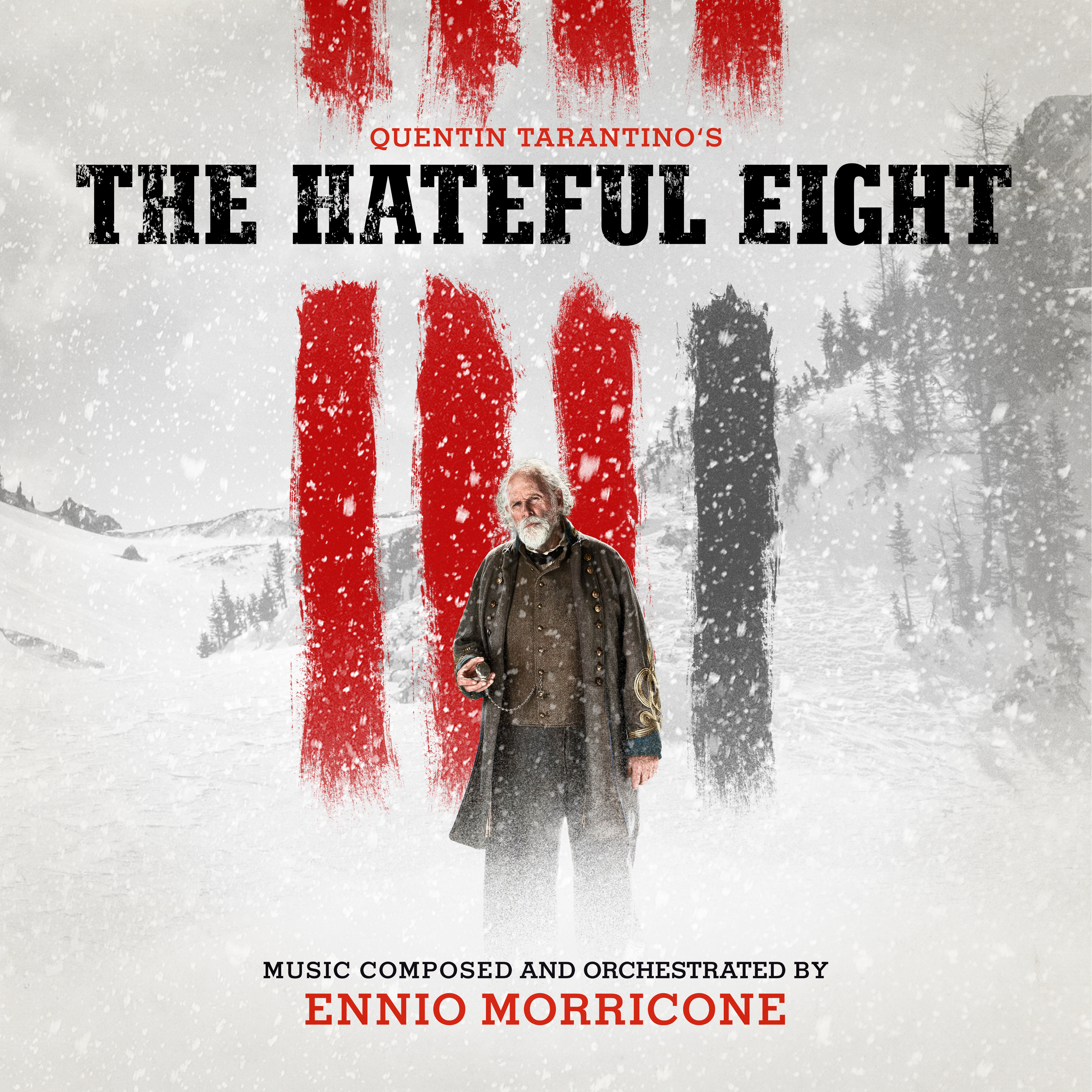 The Hateful Eight By Ennio Morricone Hqcovers