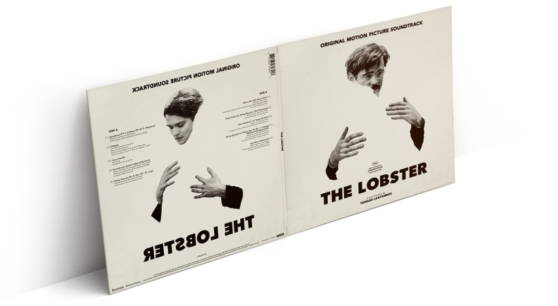 The Lobster (Outer Sleeve)