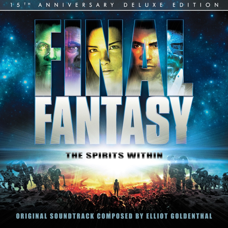 #3: Final Fantasy: The Spirits Within (Remake)