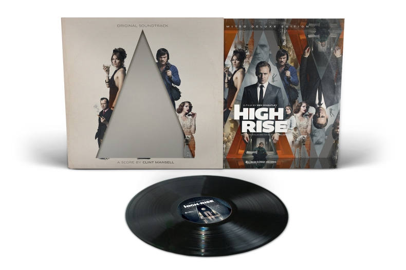 High-Rise (Limited Deluxe Edition Mockup)
