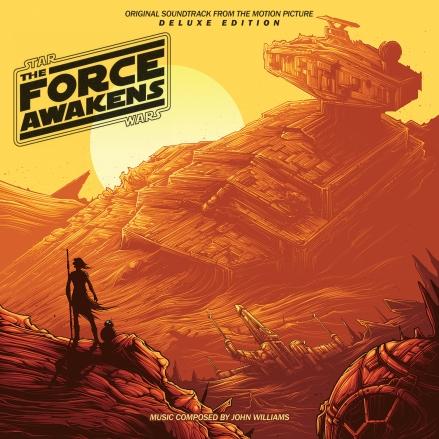 #24: Star Wars: The Force Awakens (Custom)