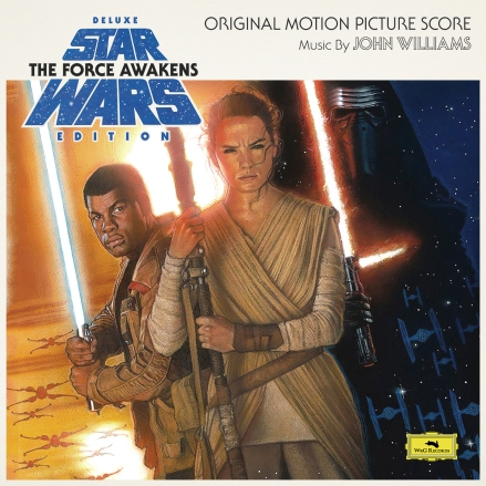 #42: Star Wars: The Force Awakens (Custom)