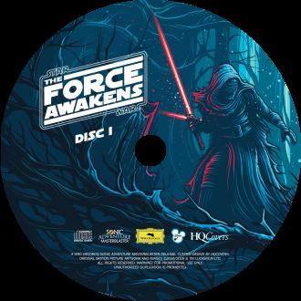 #28: Star Wars: The Force Awakens (Custom)