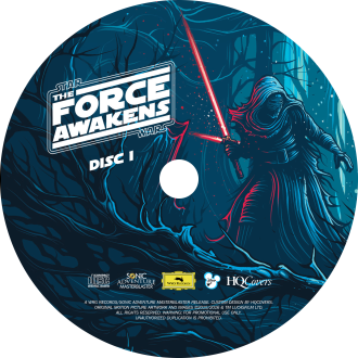 #28: Star Wars: The Force Awakens (Custom)