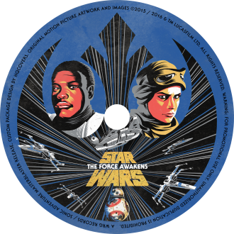 #50: Star Wars: The Force Awakens (Custom)