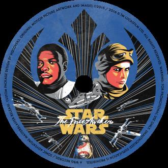 #52: Star Wars: The Force Awakens (Custom)