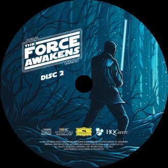 #29: Star Wars: The Force Awakens (Custom)