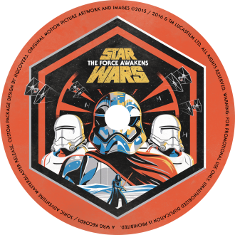 #51: Star Wars: The Force Awakens (Custom)