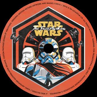 #53: Star Wars: The Force Awakens (Custom)