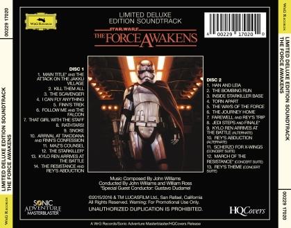 #32: Star Wars: The Force Awakens (Custom)