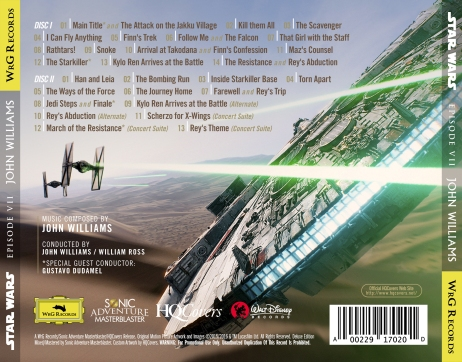 #13: Star Wars: The Force Awakens (Custom)