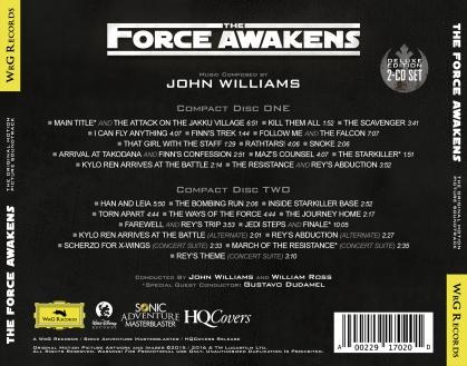 #20: Star Wars: The Force Awakens (Custom)