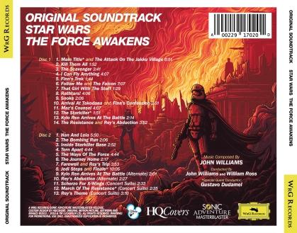 #26: Star Wars: The Force Awakens (Custom)