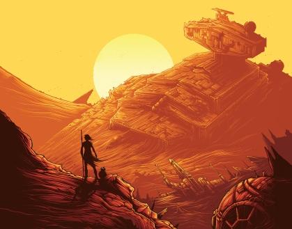 #27: Star Wars: The Force Awakens (Custom)