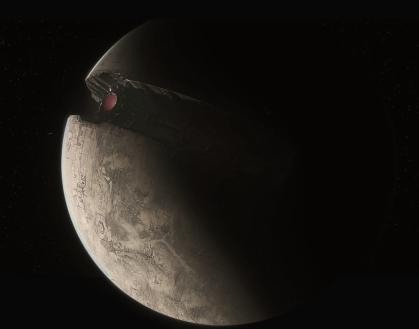 #33: Star Wars: The Force Awakens (Custom)