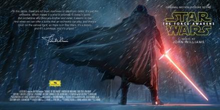 #37: Star Wars: The Force Awakens (Custom)