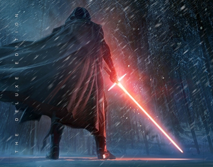 #39: Star Wars: The Force Awakens (Custom)