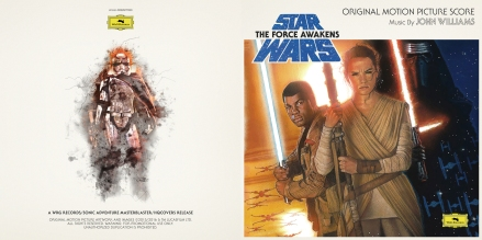 #44: Star Wars: The Force Awakens (Custom)