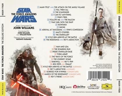 #46: Star Wars: The Force Awakens (Custom)
