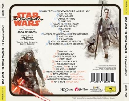 #47: Star Wars: The Force Awakens (Custom)
