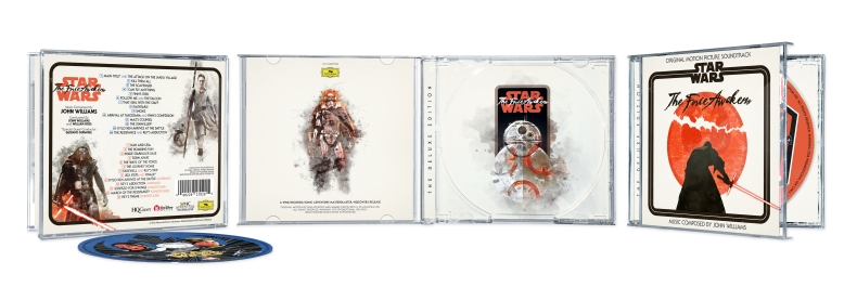 Star Wars: The Force Awakens (Deluxe Edition)