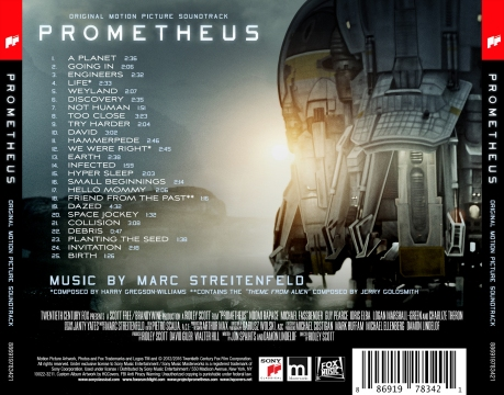 #15: Prometheus (Custom)