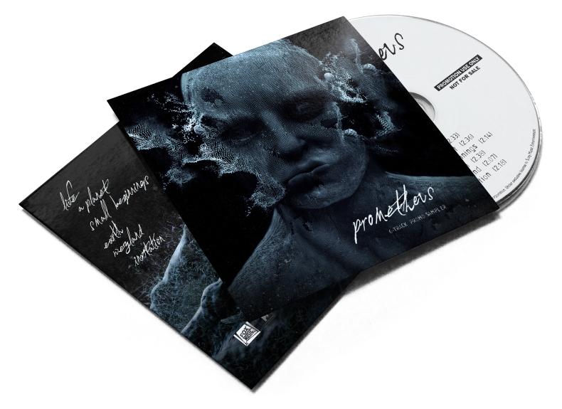 Prometheus (6-Track Sampler Mockup)