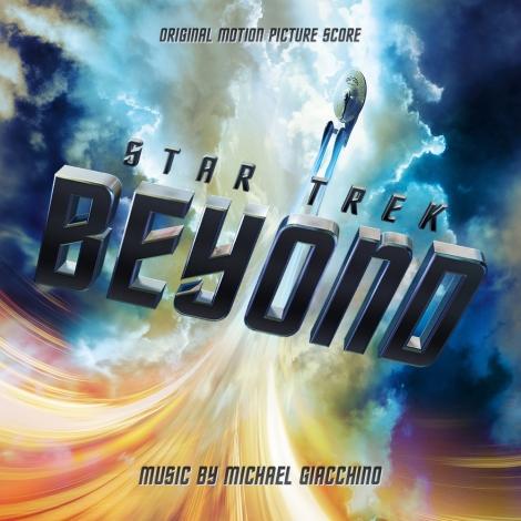 Star Trek Beyond (CD Edition) – HQCovers