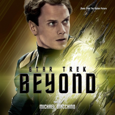 #18: Star Trek Beyond (Custom)