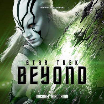 #13: Star Trek Beyond (Custom)