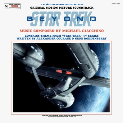 #8: Star Trek Beyond (Remake)