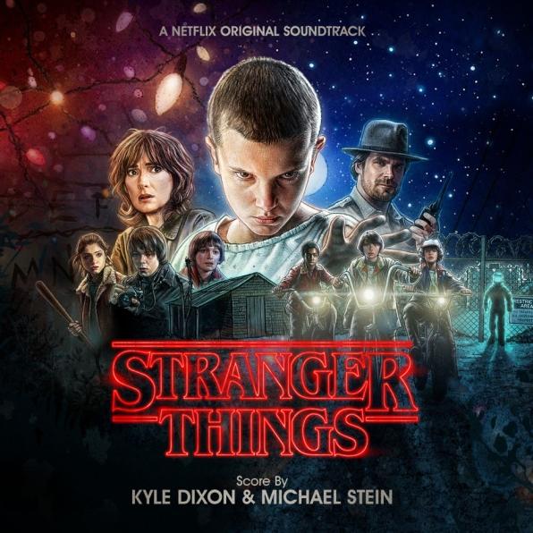 #2: Stranger Things (Custom)