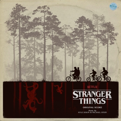 #5: Stranger Things (Custom)