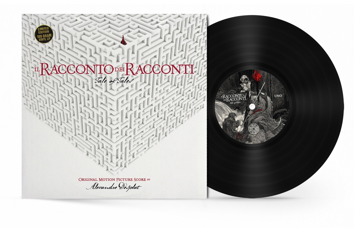 Tale of Tales (Vinyl Mockup)