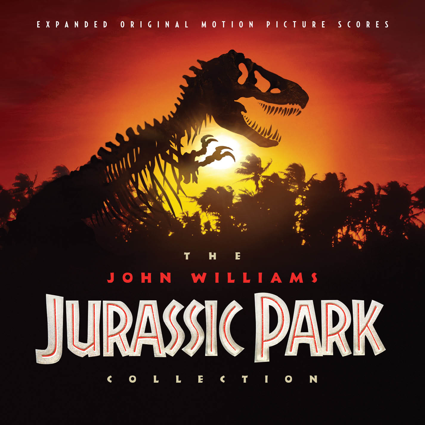 Jurassic Park By John Williams Hqcovers