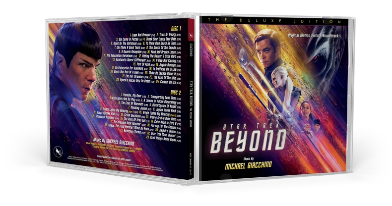 Star Trek Beyond (Deluxe Edition) (Mockup)