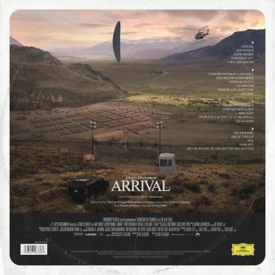 #25: Arrival (Custom)